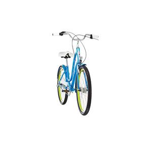 Electra Townie Original 3i EQ kaupunkipyörä , sininen